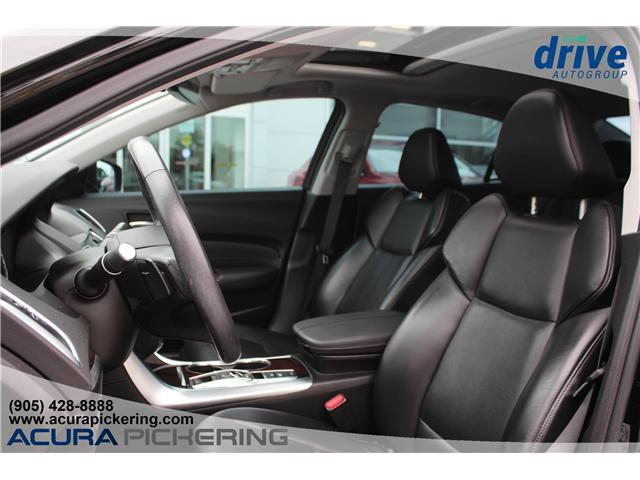 2016 Acura TLX Tech (Stk: AT421A) in Pickering - Image 11 of 25