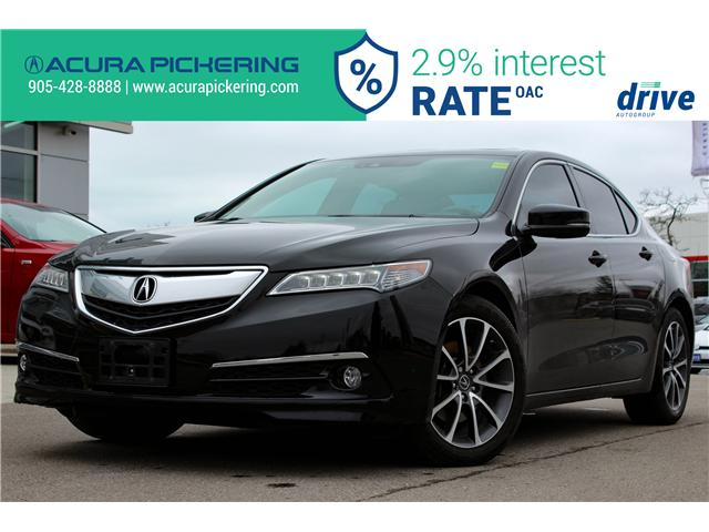 2016 Acura TLX Tech 19UUB3F55GA800394 AT421A in Pickering