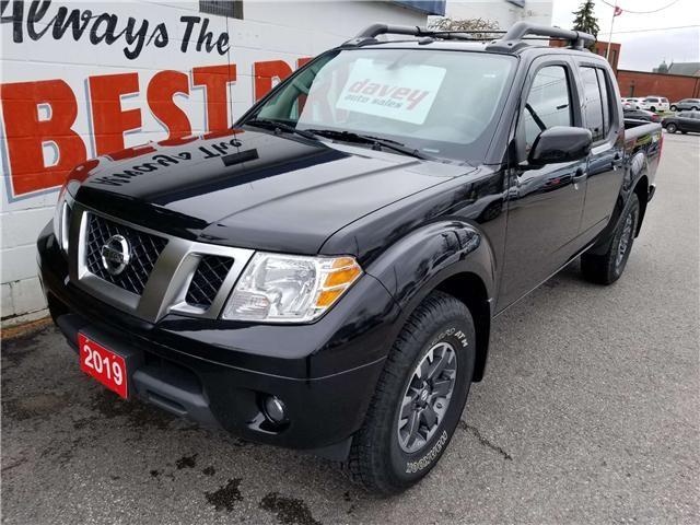 2019 Nissan Frontier PRO-4X (Stk: 19-297) in Oshawa - Image 1 of 16