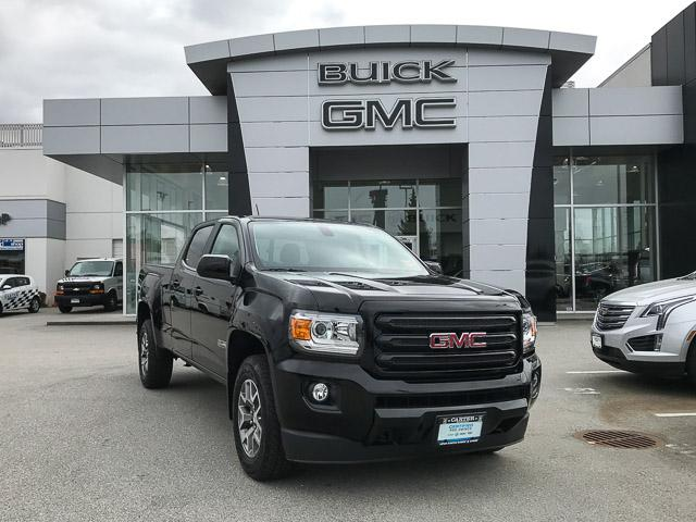 2019 GMC Canyon All Terrain w/Leather (Stk: 972210) in North Vancouver - Image 2 of 28