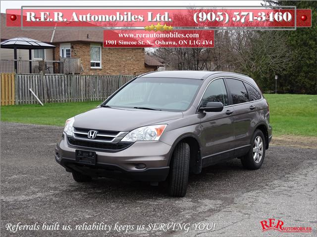 2011 Honda CR-V LX (Stk: ) in Oshawa - Image 1 of 11
