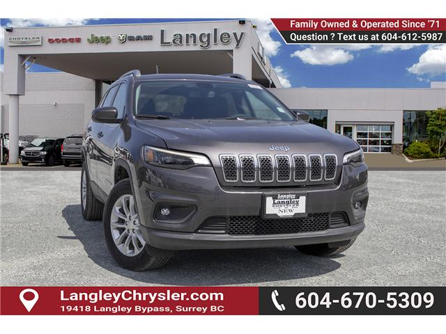 2019 Jeep Cherokee North (Stk: K116052) in Surrey - Image 1 of 25