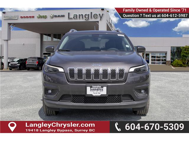 2019 Jeep Cherokee North (Stk: K116052) in Surrey - Image 2 of 25