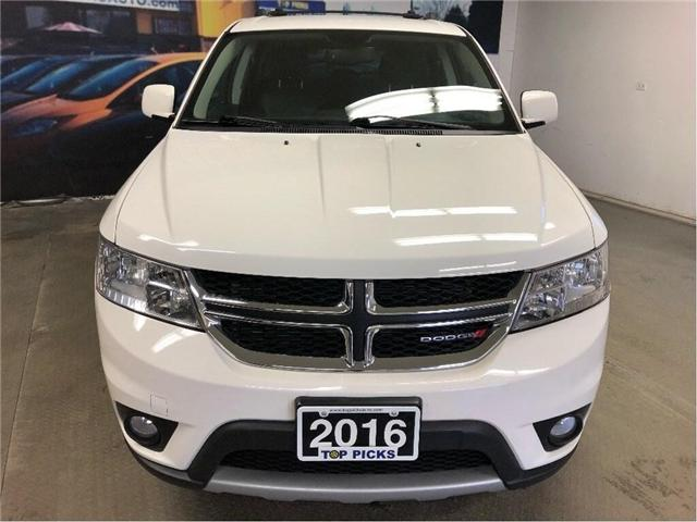 2016 Dodge Journey R/T (Stk: 216147) in NORTH BAY - Image 2 of 29