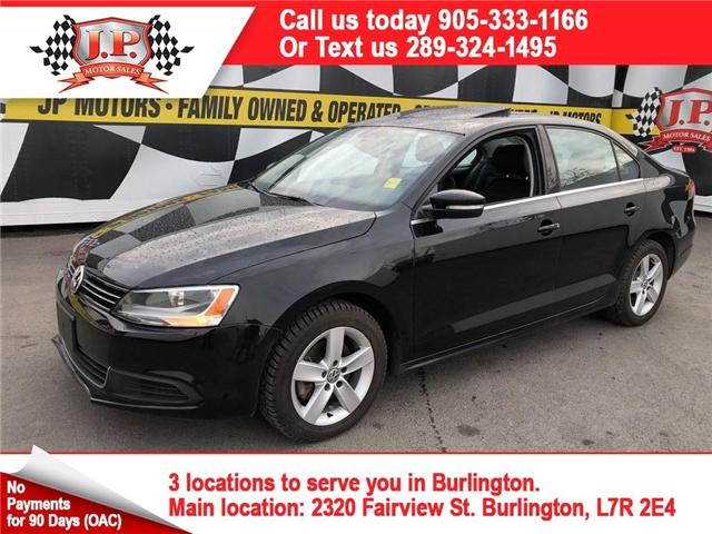 2013 Volkswagen Jetta  (Stk: 46628) in Burlington - Image 1 of 14