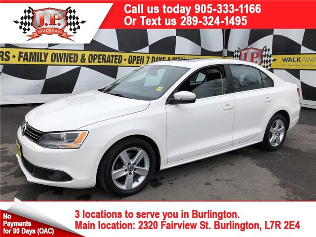 2013 Volkswagen Jetta 2.0 TDI Comfortline (Stk: 46622) in Burlington - Image 1 of 22