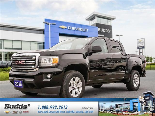2016 GMC Canyon SLE (Stk: SR9033A) in Oakville - Image 1 of 25