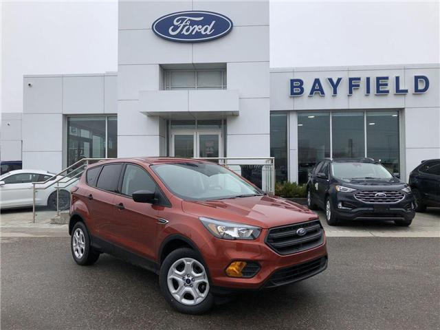 2019 Ford Escape S (Stk: ES19487) in Barrie - Image 1 of 21