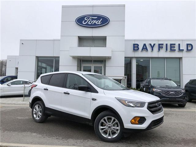 2019 Ford Escape S (Stk: ES19449) in Barrie - Image 1 of 21