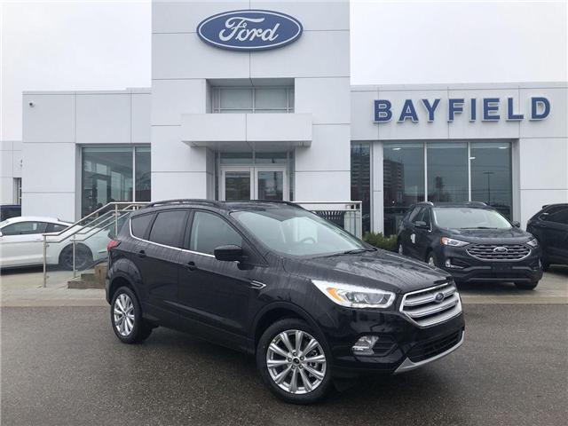 2019 Ford Escape SEL (Stk: ES19553) in Barrie - Image 1 of 26