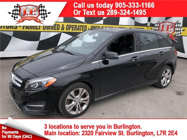 2015 Mercedes-Benz B-Class Sports Tourer (Stk: 46743) in Burlington - Image 1 of 13