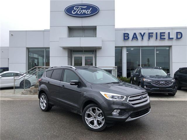 2019 Ford Escape Titanium (Stk: ES19527) in Barrie - Image 1 of 27