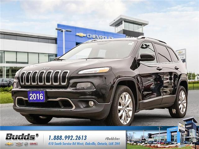 2016 Jeep Cherokee Limited (Stk: EQ8129T) in Oakville - Image 1 of 25