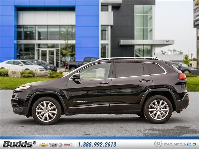 2016 Jeep Cherokee Limited (Stk: EQ8129T) in Oakville - Image 2 of 25