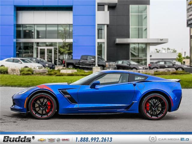 2019 Chevrolet Corvette Grand Sport (Stk: CV9018) in Oakville - Image 2 of 22
