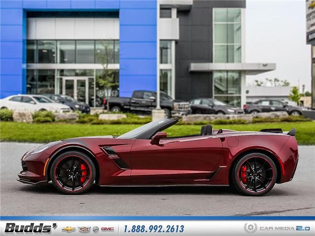 2019 Chevrolet Corvette Grand Sport (Stk: CV9016) in Oakville - Image 2 of 22