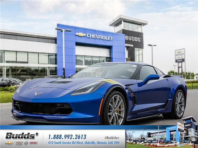 2019 Chevrolet Corvette Grand Sport (Stk: CV9020) in Oakville - Image 1 of 22
