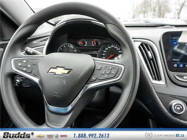 2019 Chevrolet Malibu 1LS (Stk: M9001) in Oakville - Image 9 of 25