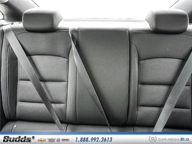 2019 Chevrolet Malibu 1LS (Stk: M9001) in Oakville - Image 13 of 25