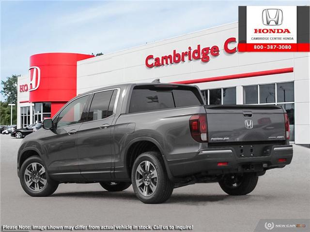 2019 Honda Ridgeline Touring (Stk: 19770) in Cambridge - Image 4 of 24