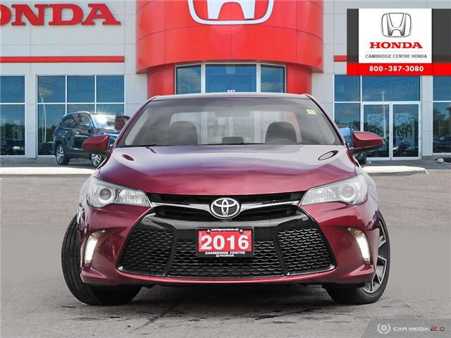 2016 Toyota Camry XSE (Stk: 19719A) in Cambridge - Image 2 of 27