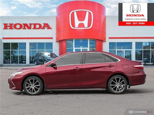 2016 Toyota Camry XSE (Stk: 19719A) in Cambridge - Image 3 of 27
