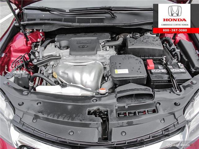 2016 Toyota Camry XSE (Stk: 19719A) in Cambridge - Image 8 of 27