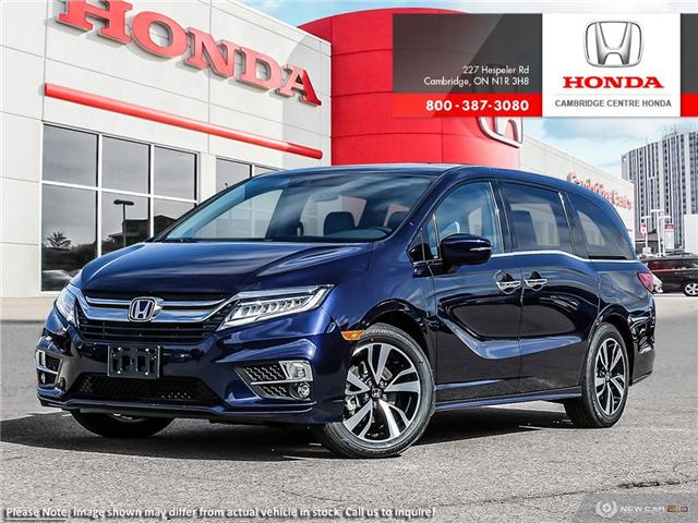 2019 Honda Odyssey Touring (Stk: 19771) in Cambridge - Image 1 of 24