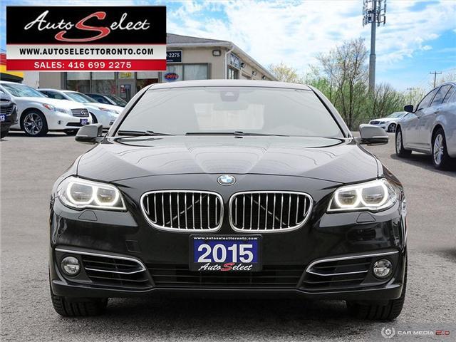 2015 BMW 535i xDrive (Stk: 1W345T1) in Scarborough - Image 2 of 30