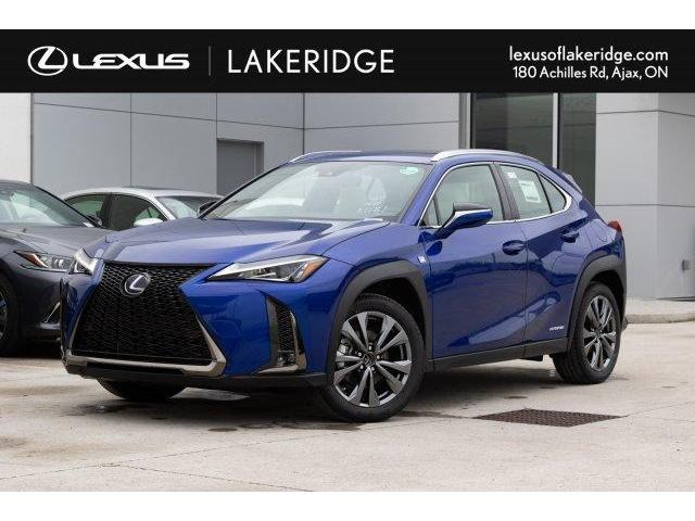 2019 Lexus UX 250h Base (Stk: L19392) in Toronto - Image 1 of 26