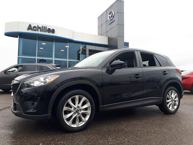 2014 Mazda CX-5 GT (Stk: H1875A) in Milton - Image 1 of 11