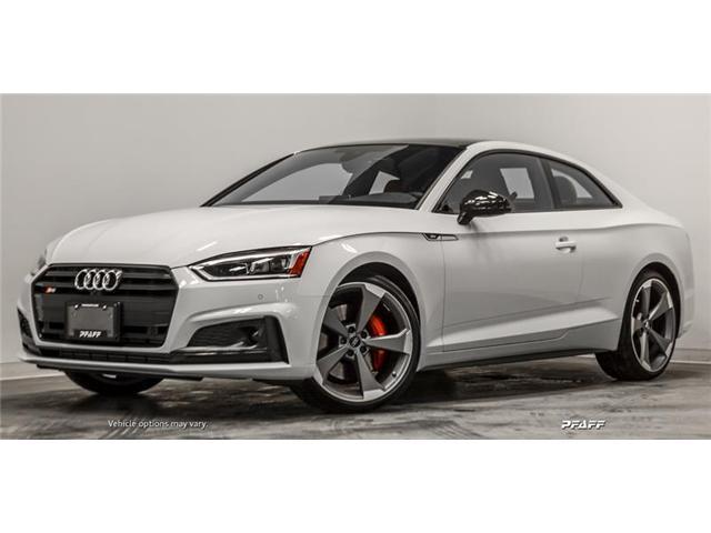 2019 Audi S5 3.0T Technik (Stk: T16690) in Vaughan - Image 1 of 22