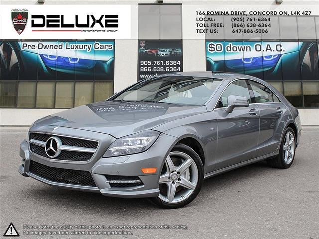 2012 Mercedes-Benz CLS-Class Base (Stk: D0569) in Concord - Image 1 of 25