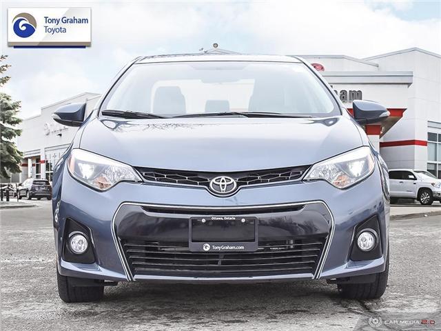2015 Toyota Corolla S (Stk: E7803) in Ottawa - Image 2 of 29