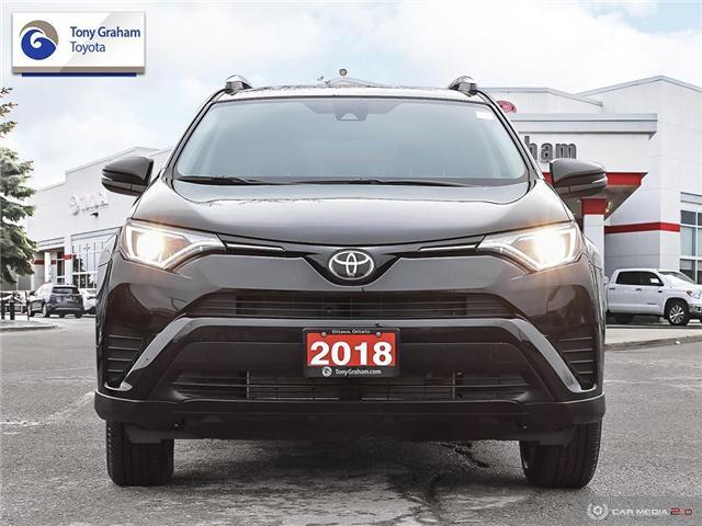 2018 Toyota RAV4 LE (Stk: U9111) in Ottawa - Image 2 of 28