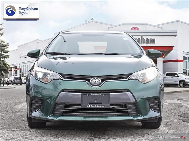 2015 Toyota Corolla LE (Stk: E7804) in Ottawa - Image 2 of 27