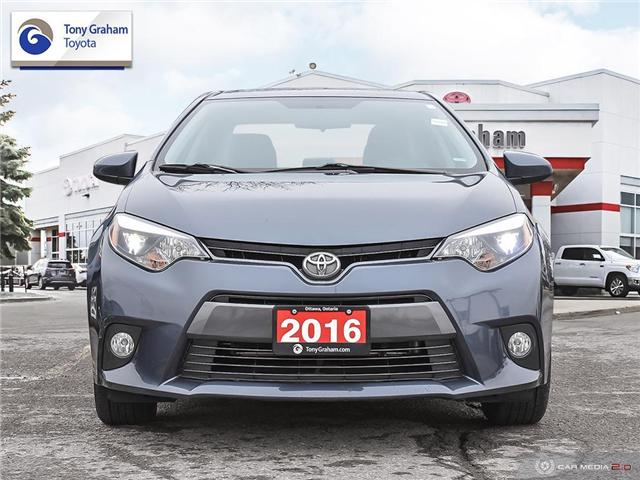 2016 Toyota Corolla LE (Stk: U9096) in Ottawa - Image 2 of 29