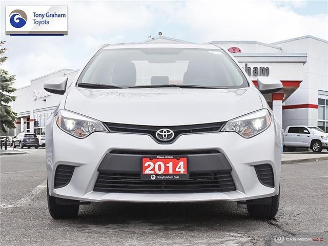 2014 Toyota Corolla LE (Stk: 57859A) in Ottawa - Image 2 of 28