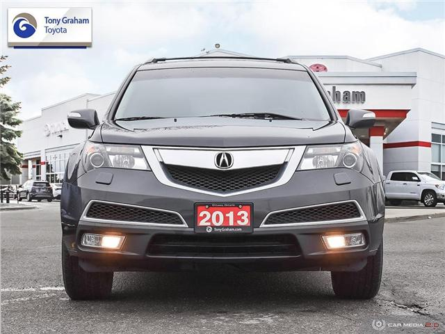 2013 Acura MDX Technology Package (Stk: 58008B) in Ottawa - Image 2 of 30