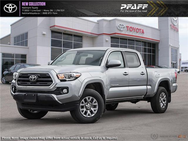 2019 Toyota Tacoma 4x4 Double Cab V6 SR5 6A (Stk: H19450) in Orangeville - Image 1 of 24