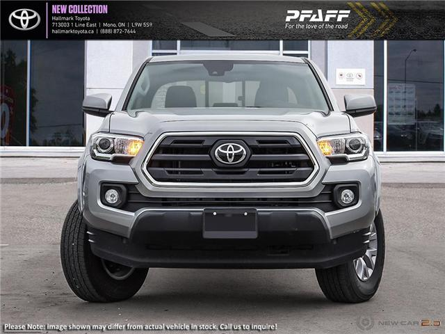 2019 Toyota Tacoma 4x4 Double Cab V6 SR5 6A (Stk: H19450) in Orangeville - Image 2 of 24