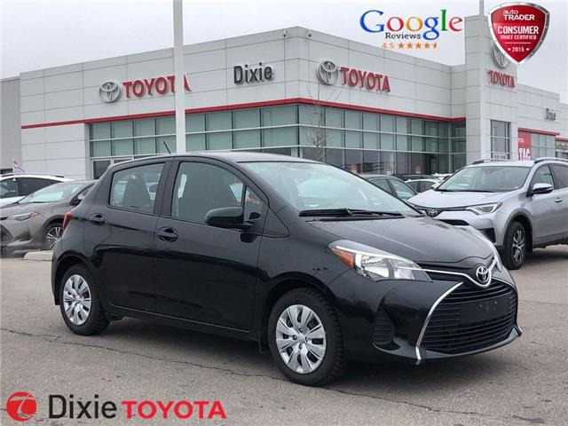2015 Toyota Yaris  (Stk: D190663A) in Mississauga - Image 1 of 10