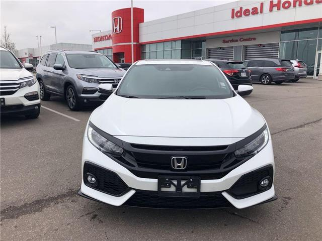 2017 Honda Civic Sport Touring (Stk: I190881A) in Mississauga - Image 2 of 19