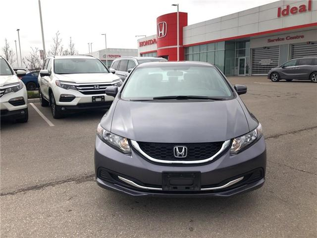 2015 Honda Civic LX (Stk: I190742A) in Mississauga - Image 2 of 18