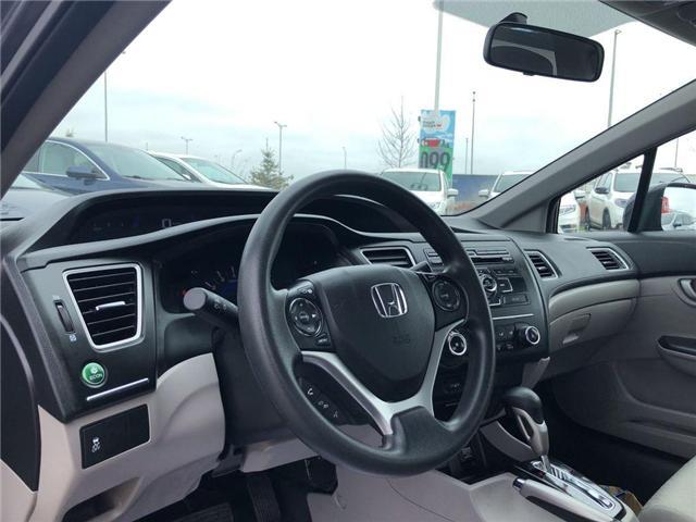 2015 Honda Civic LX (Stk: I190742A) in Mississauga - Image 11 of 18