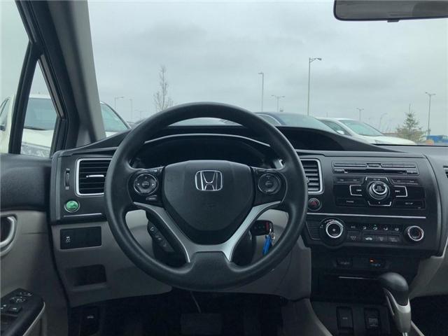 2015 Honda Civic LX (Stk: I190742A) in Mississauga - Image 16 of 18