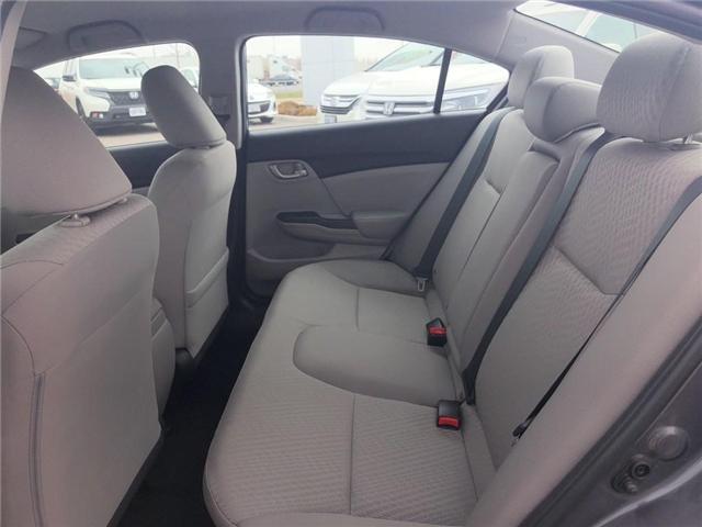 2015 Honda Civic LX (Stk: I190742A) in Mississauga - Image 17 of 18
