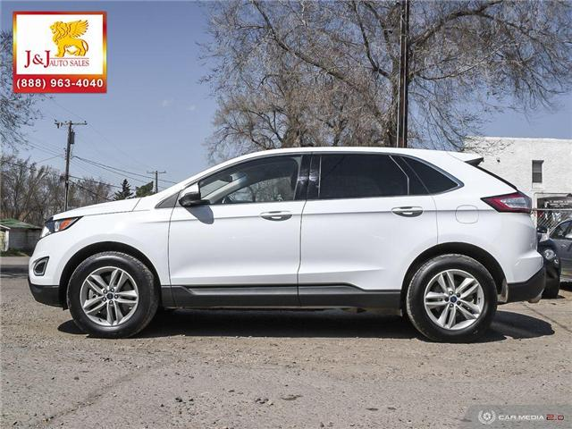 2016 Ford Edge SEL (Stk: J19025-1) in Brandon - Image 2 of 26