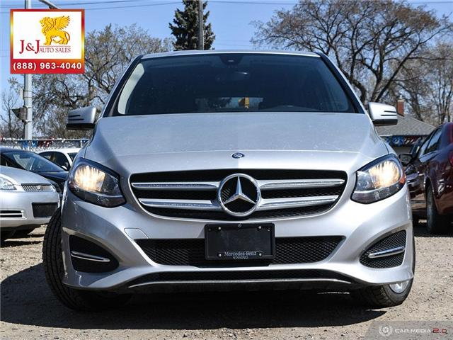 2015 Mercedes-Benz B-Class Sports Tourer (Stk: J19023) in Brandon - Image 2 of 27