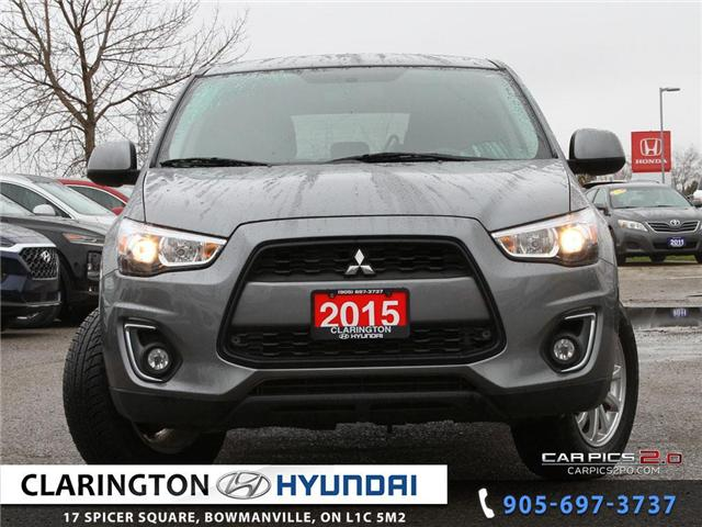 2015 Mitsubishi RVR SE (Stk: 19151B) in Clarington - Image 2 of 19